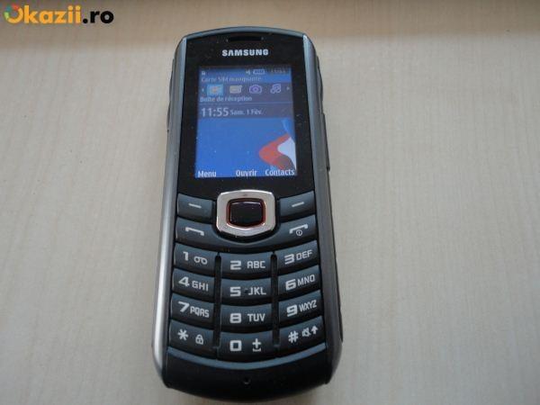 Samsung Xcover 271 cod B2710 negre impecabile