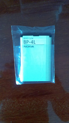 Acumulator Nokia E52/E55/E61i COD BP-4L foto