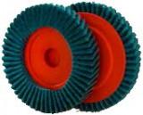 Disc lamelar frontal 125 mm SCOTCHBRITE pentru colturi Inox