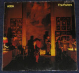 Vinyl/vinil ABBA ‎– The Visitors ,Germany 1981,VG+