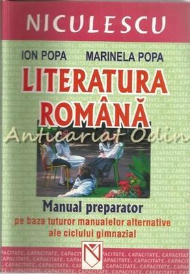Literatura Romana - Ion Popa, Marinela Popa foto