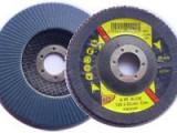 Disc lamelar frontal 180 #60 mm Hector pentru Metal si Inox