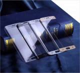 Pachet Folie sticla Samsung Galaxy S6 Edge fata+spate tempered glass