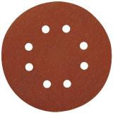 DISC ABRAZIV CU SCAI (VELCRO) 125x8G mm #100
