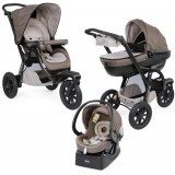 Carucior Trio Activ3 Car Kit DOVE GREY, Chicco