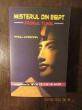 MISTERUL DIN EGIPT .PRIMUL TUNEL -RADU CINAMAR