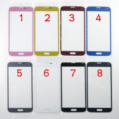 Ecran Samsung Galaxy s5 SM-G900F roz geam