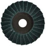 Disc lamelar scotchbrite 125 mm, branulatie VF