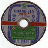 Disc abraziv de debitat 180x2 GRANIFLEX pentru Metal