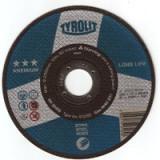 Disc abraziv de debitat 230x2 TYROLIT Premium*** LONG LIFE pentru metal