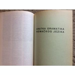 worterbuch deutsch serbocroatisch recnik dictionar german sarbocroat bilingv