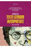 Dictionar de texte literare pentru clasele V-VIII Ed.2012 - Florin Sindrilaru, Steluta Pestrea Suciu