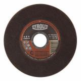 Disc abraziv de debitat 230x2,5 TYROLIT Standard** pentru Inox