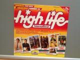 HIGH LIFE INTERNATIONAL – VARIOUS ARTISTS (1982/POLYGRAM/RFG) - Vinil/NM+