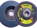 Disc lamelar frontal 180 #80 mm Hector pentru Metal si Inox