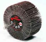 Perii lamelare radiale cu tija 10x10x3 #80