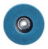 Disc lamelar scotchbrite presat Vortex 115 mm, granulatie 5AM