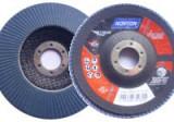 Disc lamelar frontal 125 mm #80 NORTON VULCAN R842