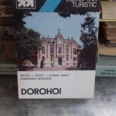 MIC INDREPTAR TURISTIC DOROHOI - OCTAV I. GUTIC