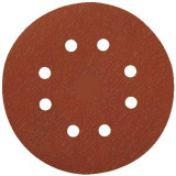 DISC ABRAZIV CU SCAI (VELCRO) 125x8G mm #220