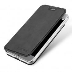 Husa book Nevox Vario Apple iPhone 8 Basalt Grey