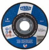 Disc abraziv de debitat 125x1,6 TYROLIT BASIC * pentru Metal si Inox