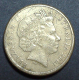Australia 2 dollars 2001 2, Australia si Oceania