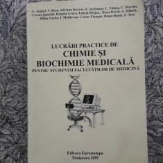 Lucrari Practice De Chimie Si Biochimie Medicala PENTRU STUDENTII