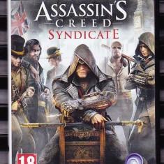 ASSASSIN*S CREED SYNDICATE. JOC PC DE ACTIUNE - AVENTURA. ORIGINAL, 18+, Single player, Ubisoft