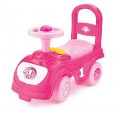 Masina fara pedale - Roz, DOLU