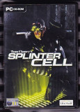 SPLINTER CELL. JOC PC DE ACTIUNE. ORIGINAL, Shooting, 12+, Single player, Ubisoft