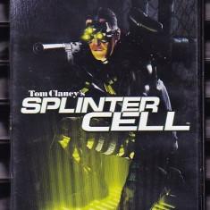 SPLINTER CELL. JOC PC DE ACTIUNE. ORIGINAL, Shooting, 12+, Single player, Ubisoft