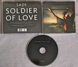 Sade - Soldier Of Love CD, sony music