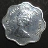 Caraibe 5 cents 1995, America de Nord