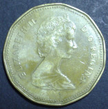 Canada 1 dollar 1989 2, America de Nord