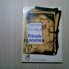 TRISTAN TZARA - Primele Poeme - Insurectia de la Zurich de SASA PANA - 1971