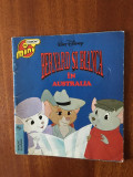 Walt Disney – Bernard si Bianca in Australia (Nr. 20, Egmont) + ALTE 8 DIN SERIE