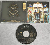 Michael Jackson - Dangerous CD (1991)