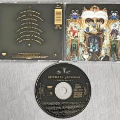 Michael Jackson - Dangerous CD (1991)