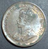 Canada 1 cent 1932, America de Nord