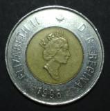 Canada 2 dollars 1996 3, America de Nord