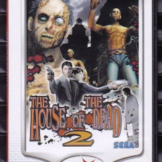 THE HOUSE OF THE DEAD 2 (GRABIT). JOC PC. ORIGINAL, Actiune, 16+, Single player, Sega