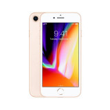 Smartphone Apple iPhone 8 256GB Gold, 4.7'', 12 MP, 2 GB