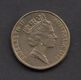 Australia 1 dollar 1998 UNC, Australia si Oceania
