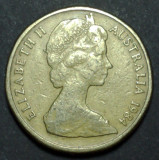 Australia 1 dollar 1984 1, Australia si Oceania