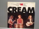 CREAM (E.Clapton/J.Bruce/G.Baker) – CREAM  - BEST OF (1976/RSO/RFG)  - Vinil/NM, Polydor