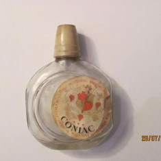 GE - Sticla veche Coniac Romania / cred ca Zarea