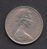 Australia 10 cents 1979, Australia si Oceania