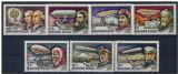 Ungaria, aviatie, zeppeline, 1977, MNH, Nestampilat