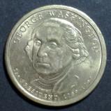 America SUA 1 dollar 3  UNC, America de Nord